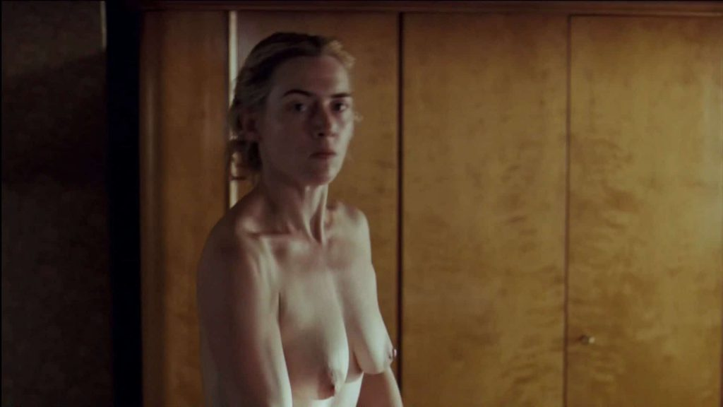 Kate Winslet Nude Pics - Fucking in The Reader film