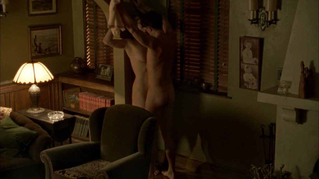 Kate Winslet Tits & Sex Scene Pics Mildred Pierce