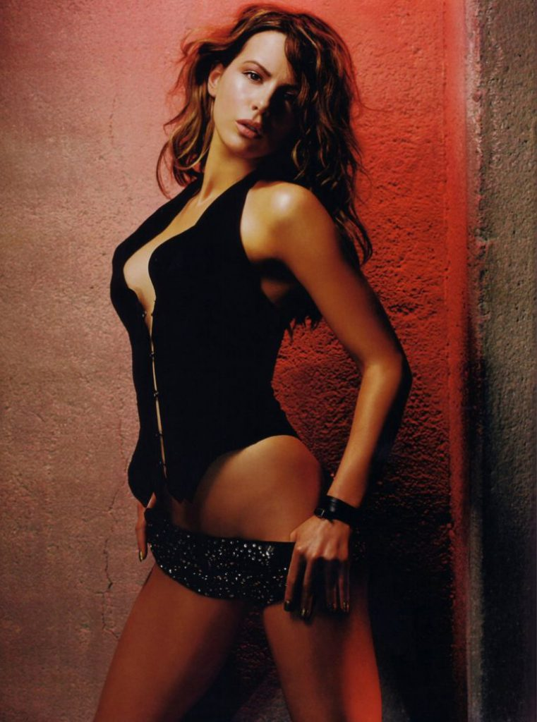 Kate Beckinsale Sexy Photoshoot – GQ UK