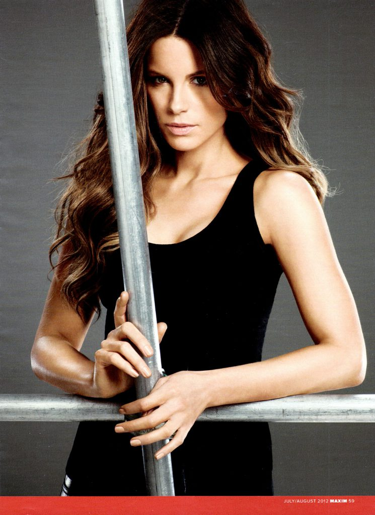 Kate Beckinsale Hot Maxim Pics