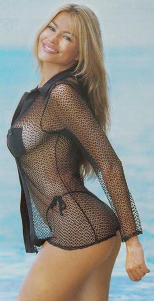 Sofia Vergara Boobs & See Through Pics
