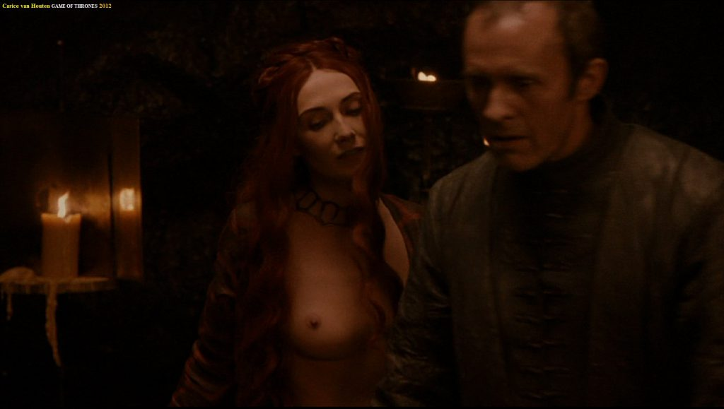Carice Van Houten Nude – Game Of Thrones