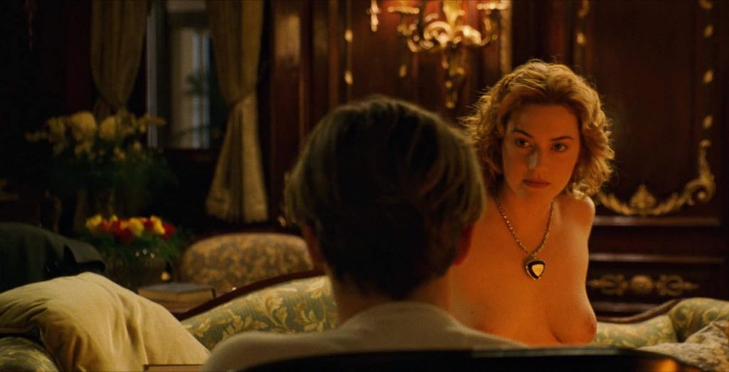 Kate Winslet Nude Pics - Titanic