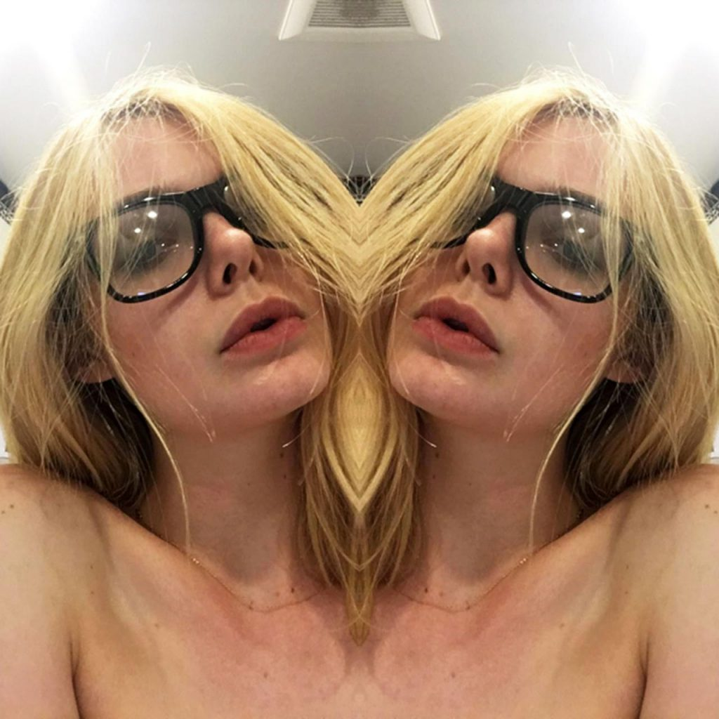 Elle Fanning Naked & Sexy Pics