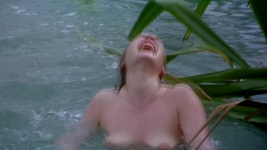 Kate Winslet Naked Scene in Iris film