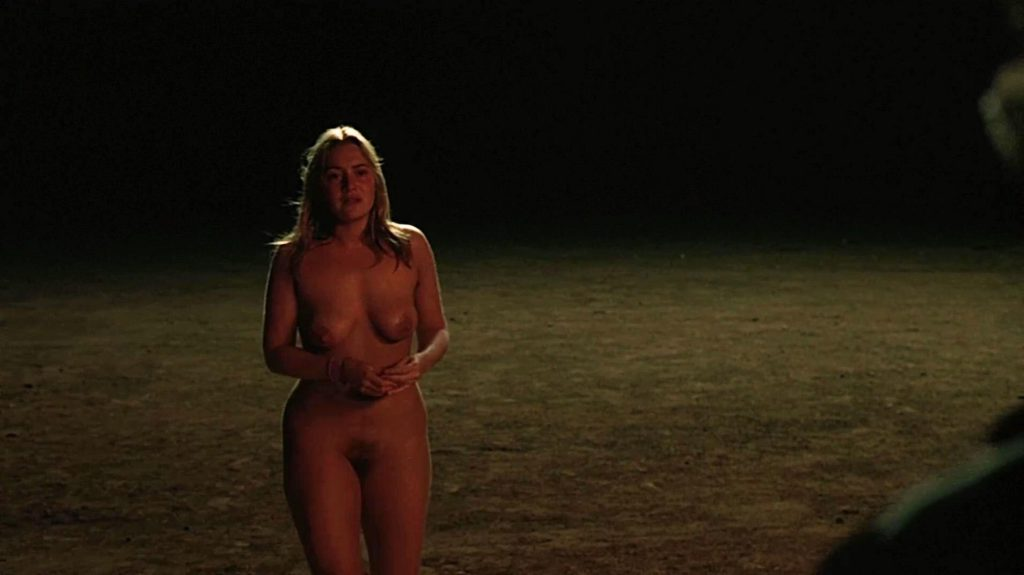 Kate Winslet Topless in Holy Smokes