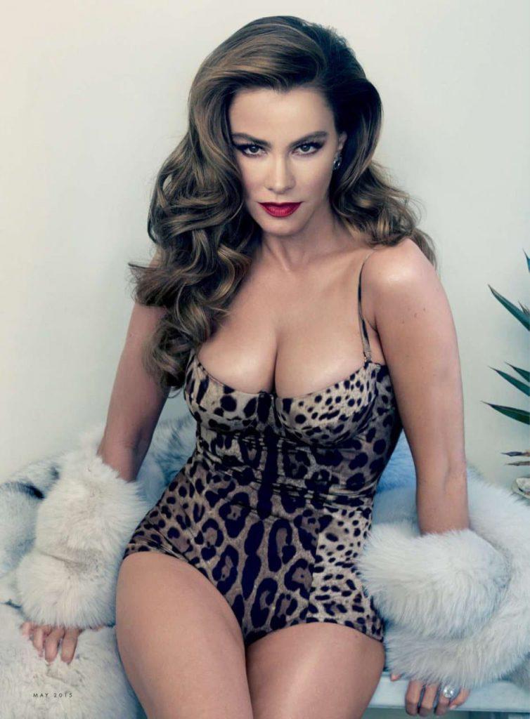sexy hot Sofia Vergara photos