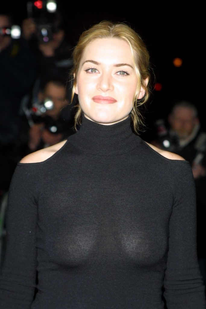 Kate Winslet Sexy Modeling Photoshoots