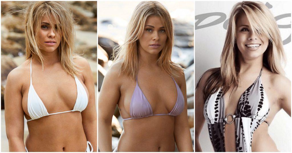 Paige VanZant nude sexy photos
