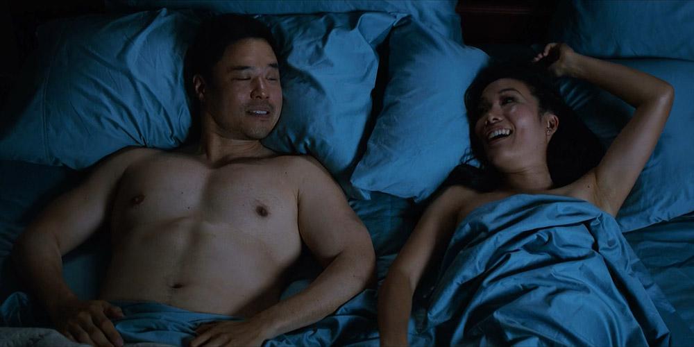 Ali Wong sex scenes
