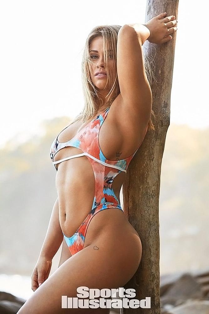 Paige VanZant nude