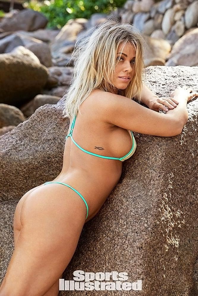 Paige VanZant sexy nude