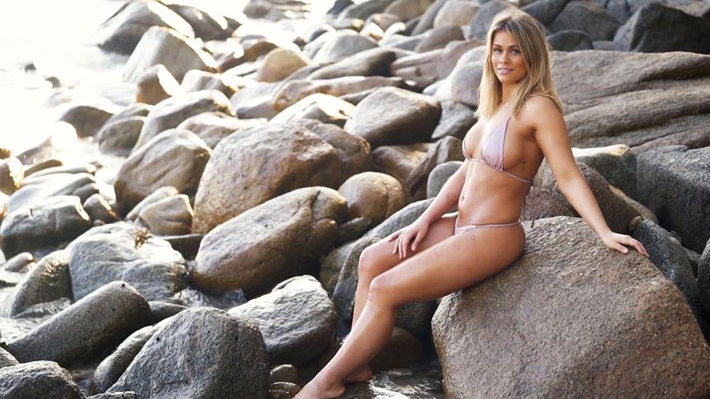 Paige VanZant sexy hot nude pics