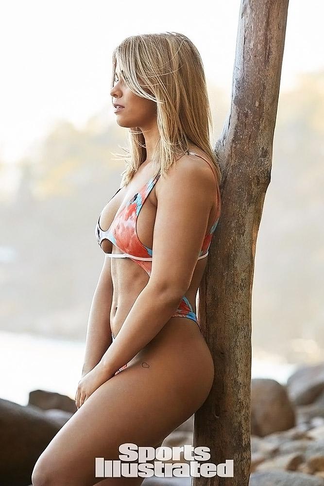 Paige VanZant Sexy Bikini Pics