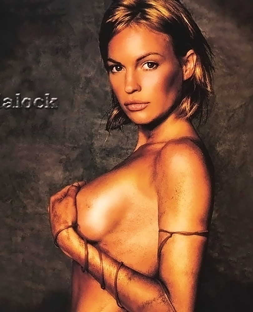 Jolene Blalock Nude Topless Pics