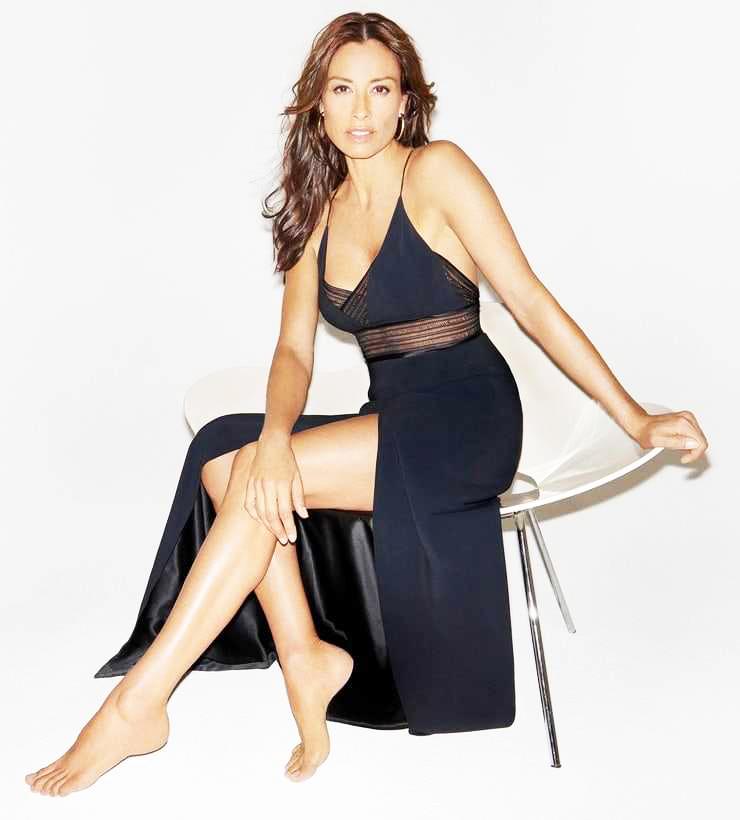 Melanie Sykes sexy hot nude photos