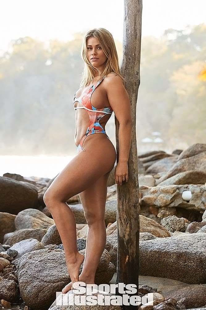 Paige VanZant sexy bikini