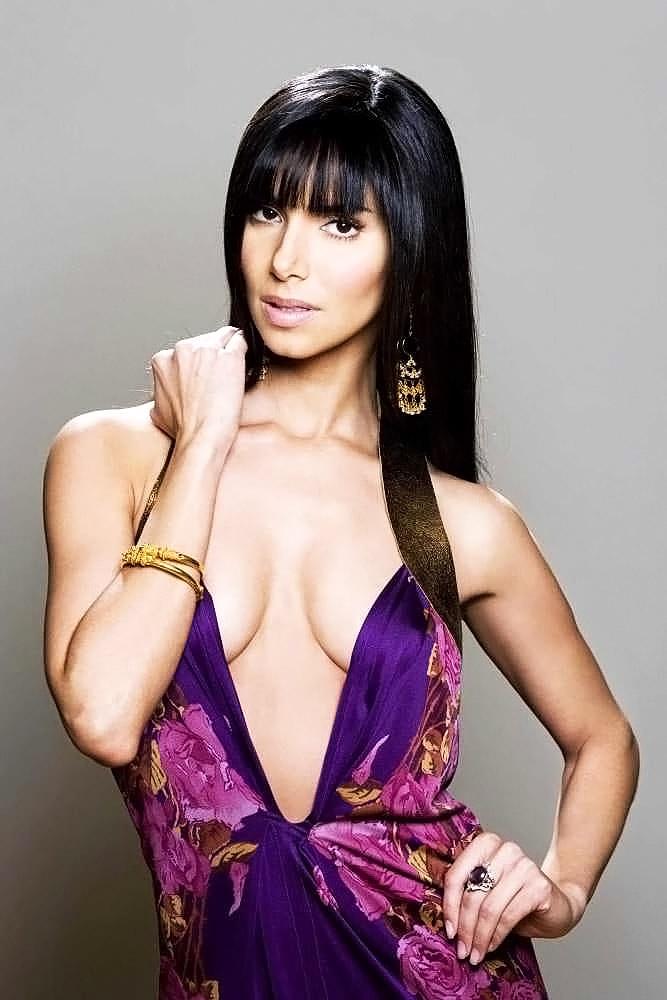 Roselyn Sanchez Boobs Sexy Photos