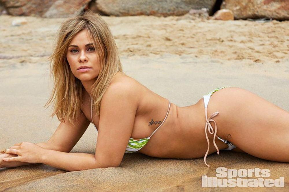 Paige VanZant sexy nude photos