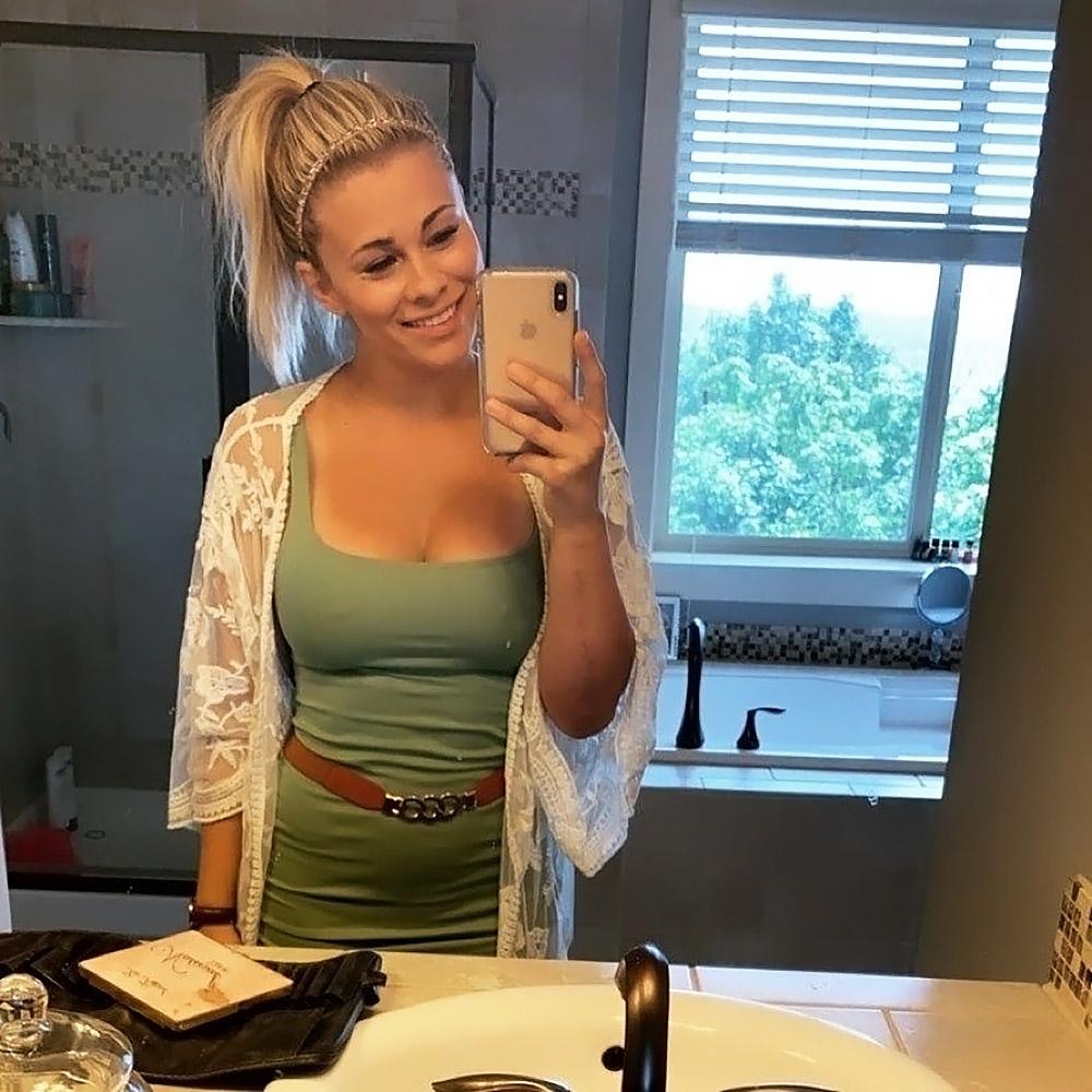 Paige VanZant Instagram