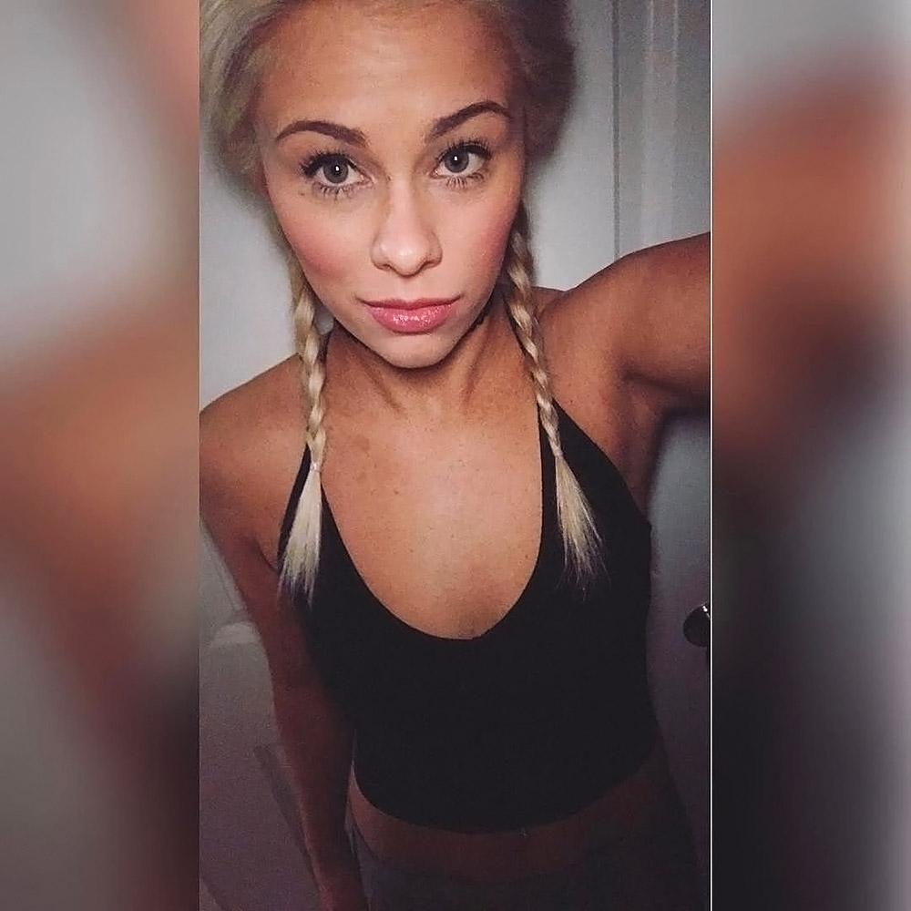 Paige VanZant Snapchat