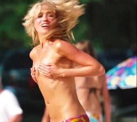 Katrina Bowden Nude Boob Pics