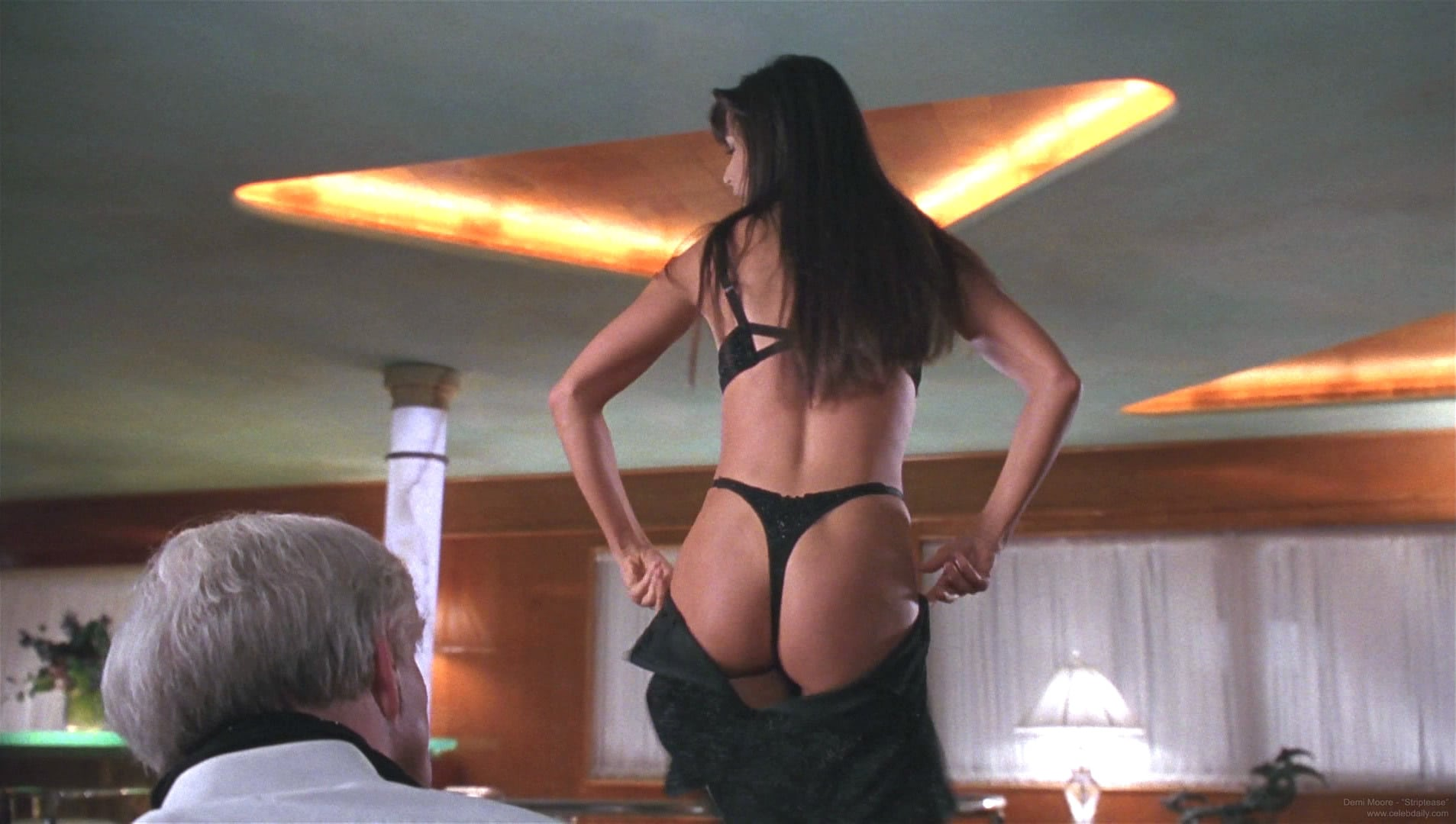 Celebrity Striptease Porn Pics