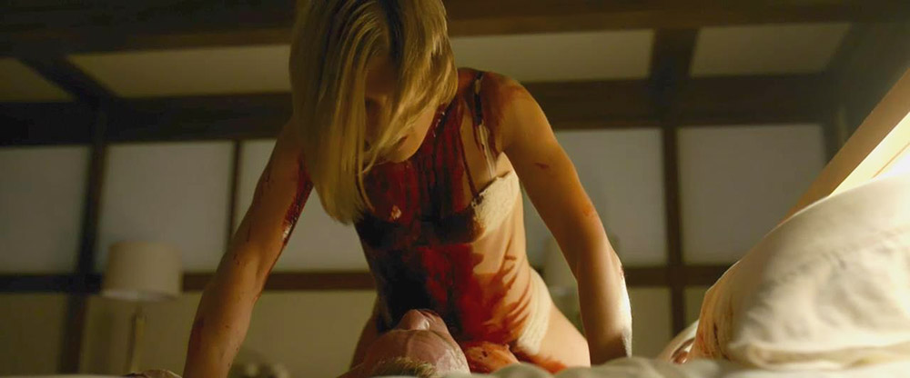 Rosamund Pike Nude Sex Scenes Gone Girl