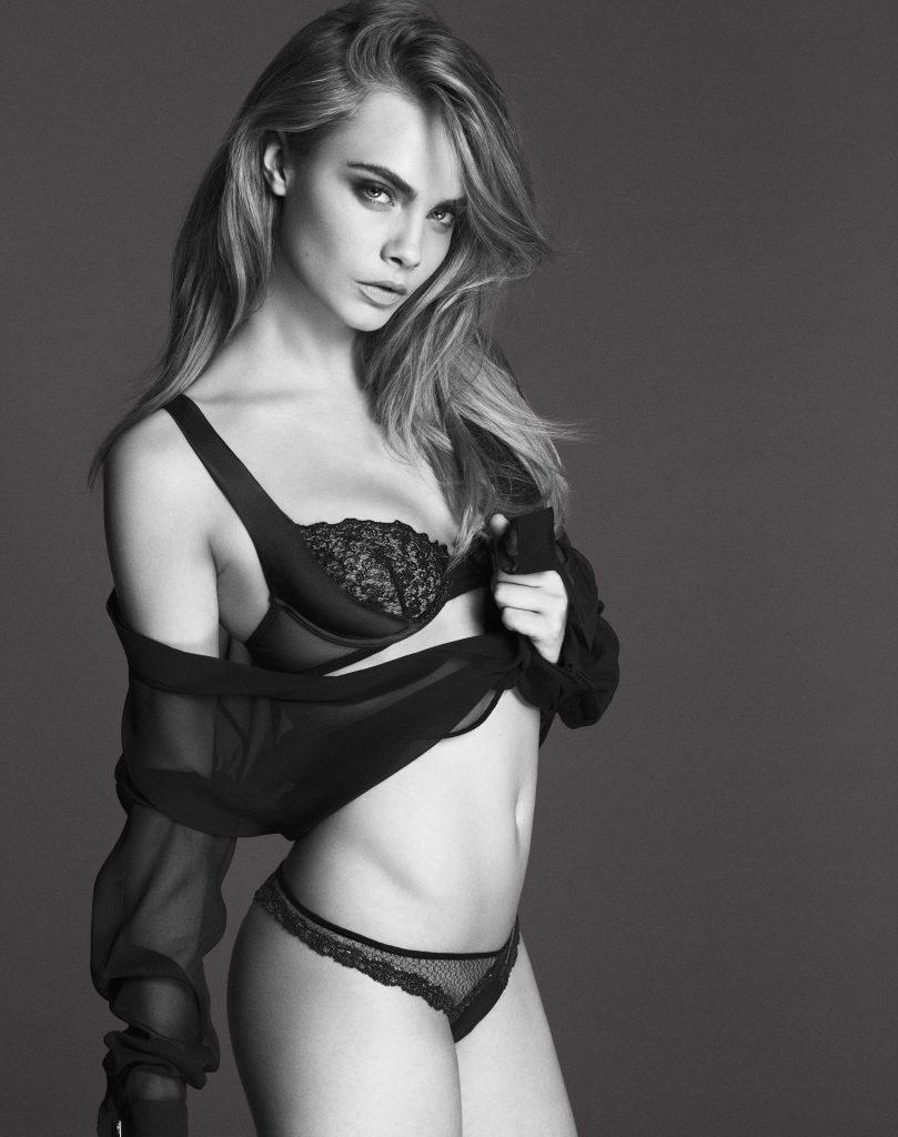 sexy hot Cara Delevingne
