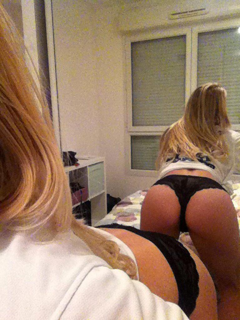 Sofia Jakobsson ude ass