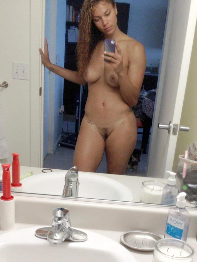 Alysha Clark Nude Pics