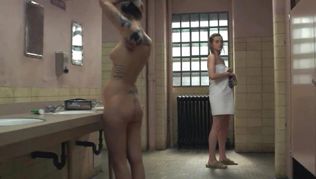Ruby Rose Nude Scene – Orange Is the New Black