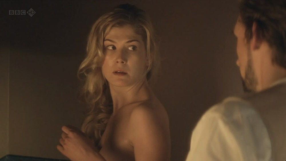 Rosamund Pike Women in Love