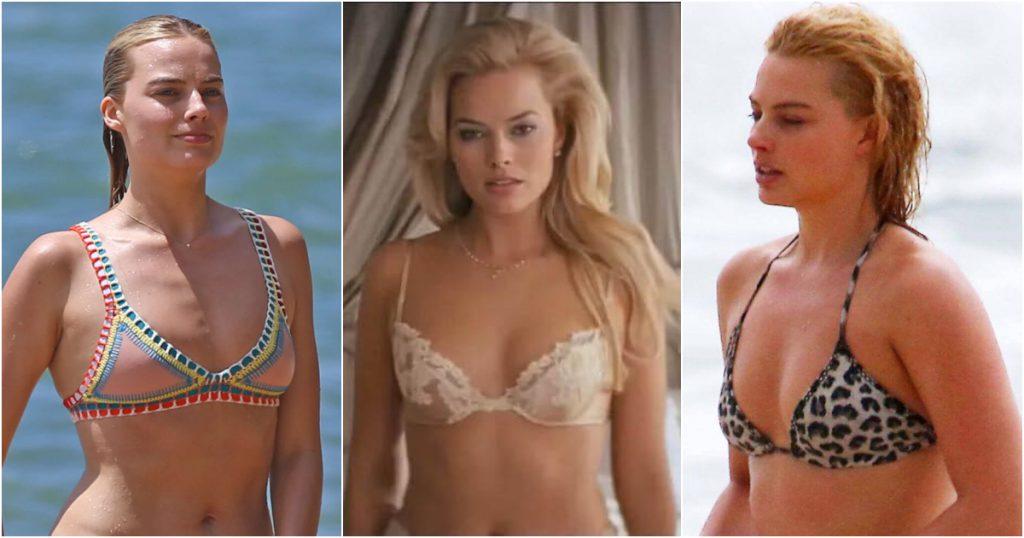 Margot Robbie Nude Sexy Photos