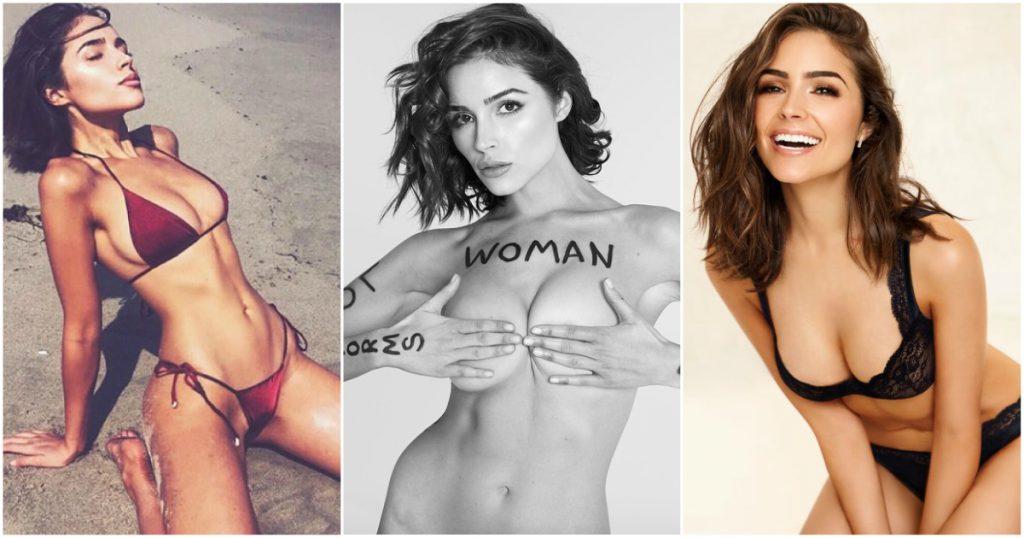 Olivia Culpo Nude pics