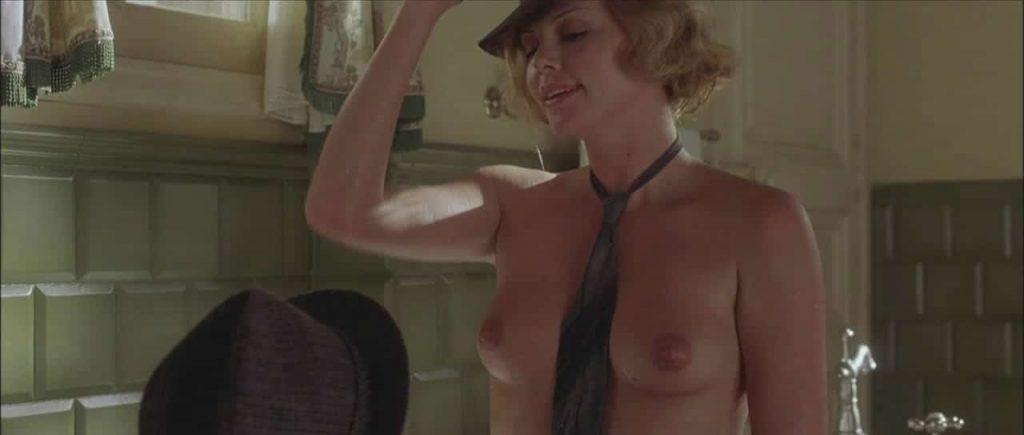 Charlize Theron Nude Sex Scene (STILLS)