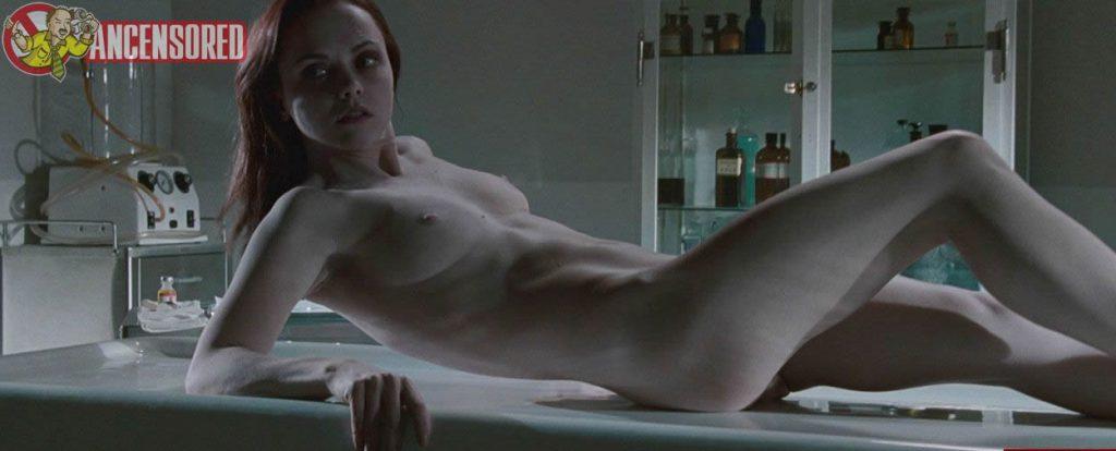 Christina Ricci Nude – Afterlife (2009) film