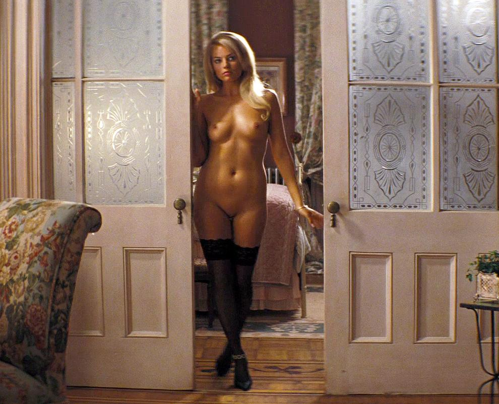 Margot Robbie Nude Photos