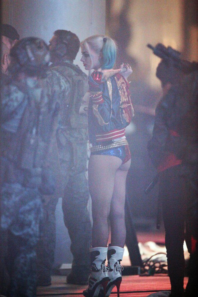 Margot Robbie Ass Pics