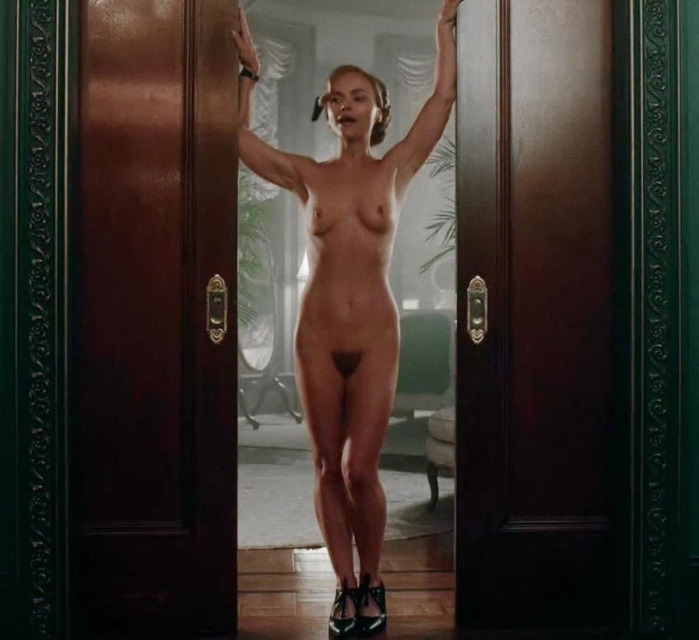 Christina Ricci Nude pussy boobs