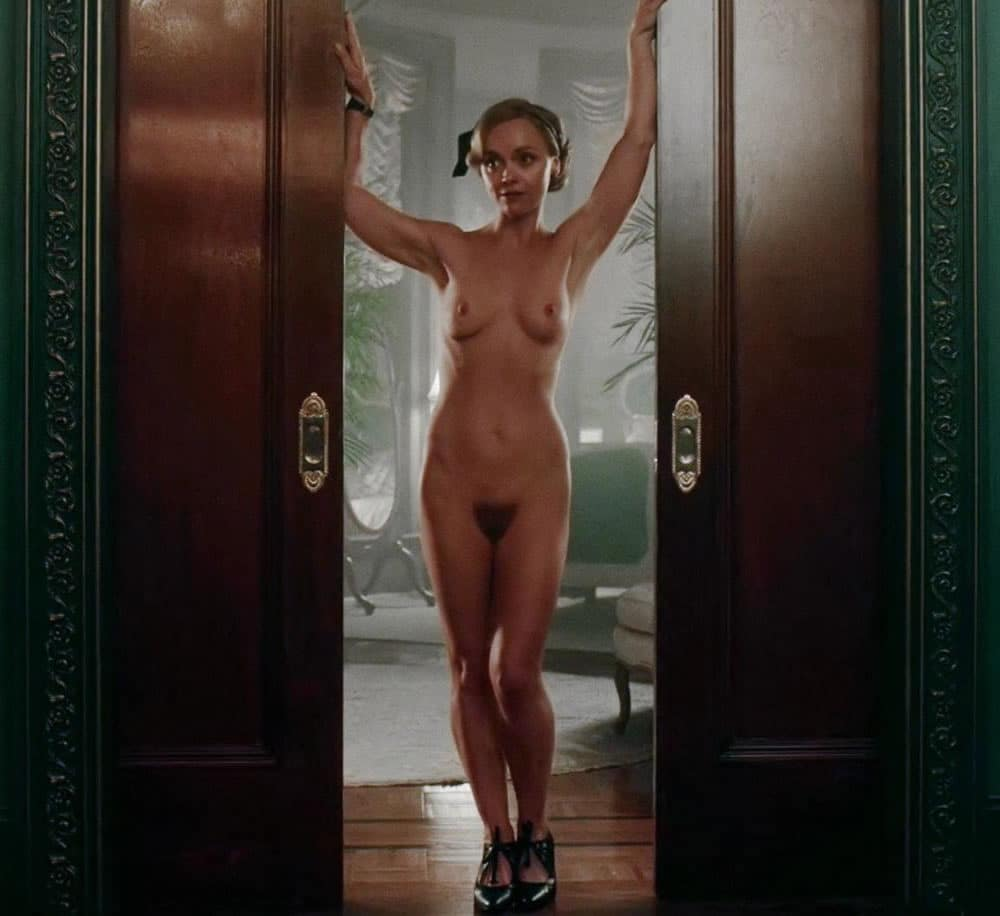 Christina Ricci Nude pussy