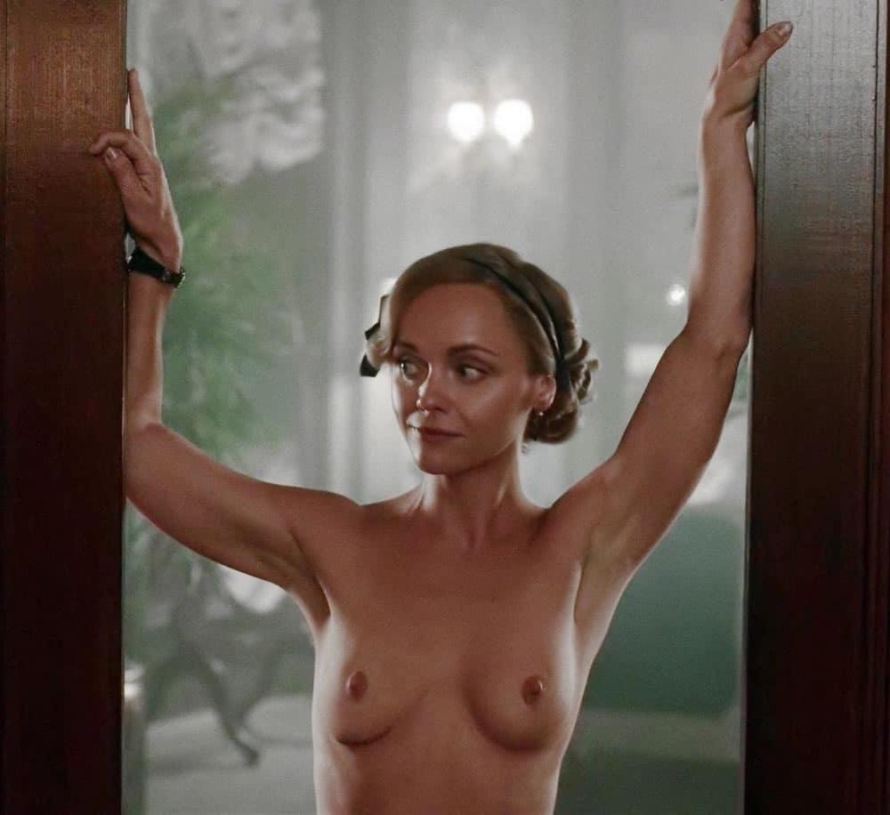 Christina Ricci Nude boobs