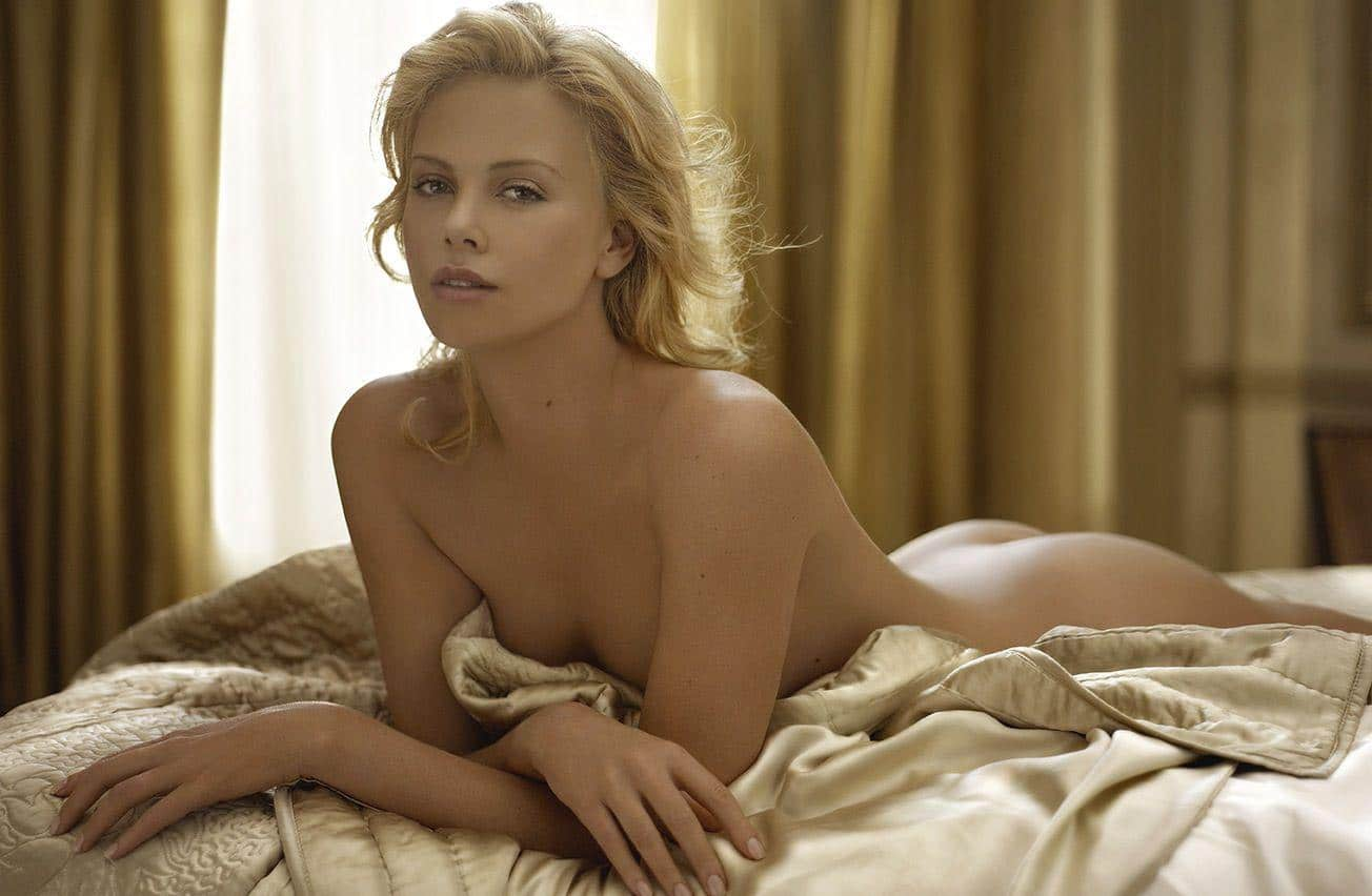 Charlize theron nude boobs, pussy pics rough sex scenes