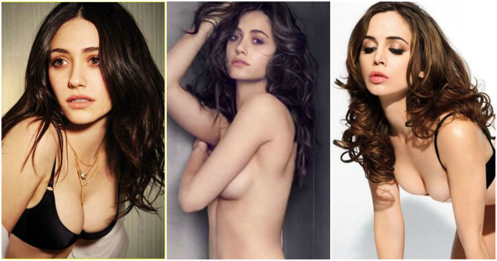 Emmy Rossum sexy nude naked hot celebs pics