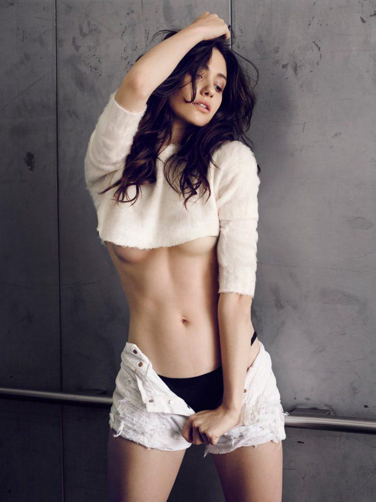 Emmy Rossum Sexy Pics - Esquire