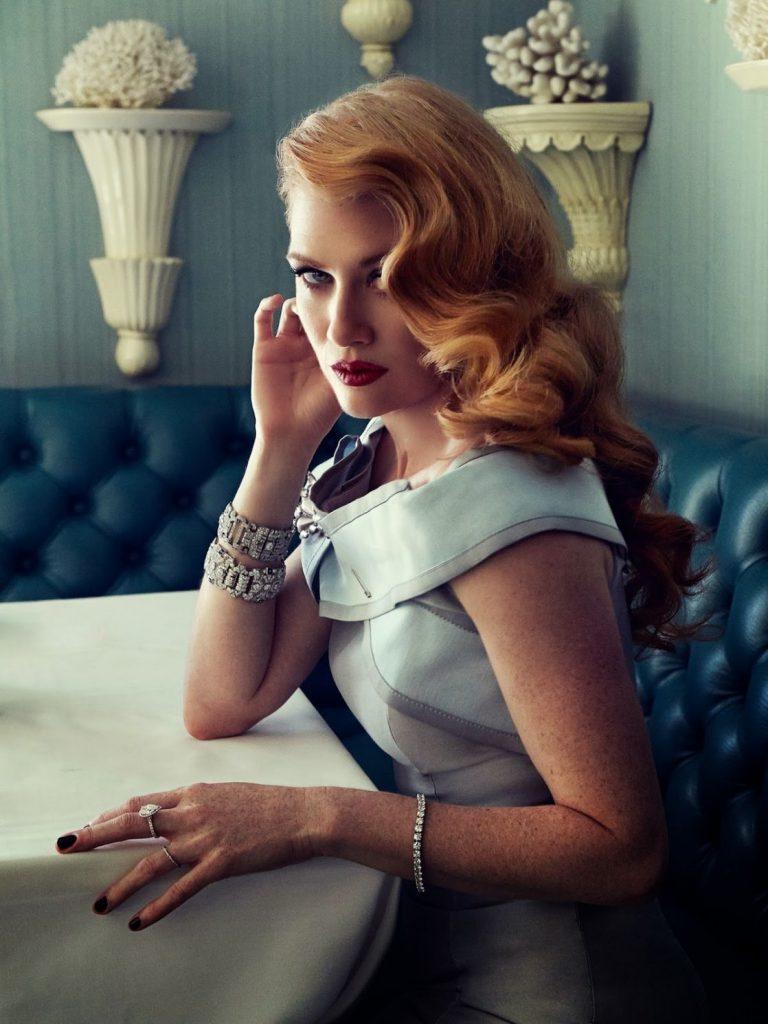 Mireille Enos sexy hot photos