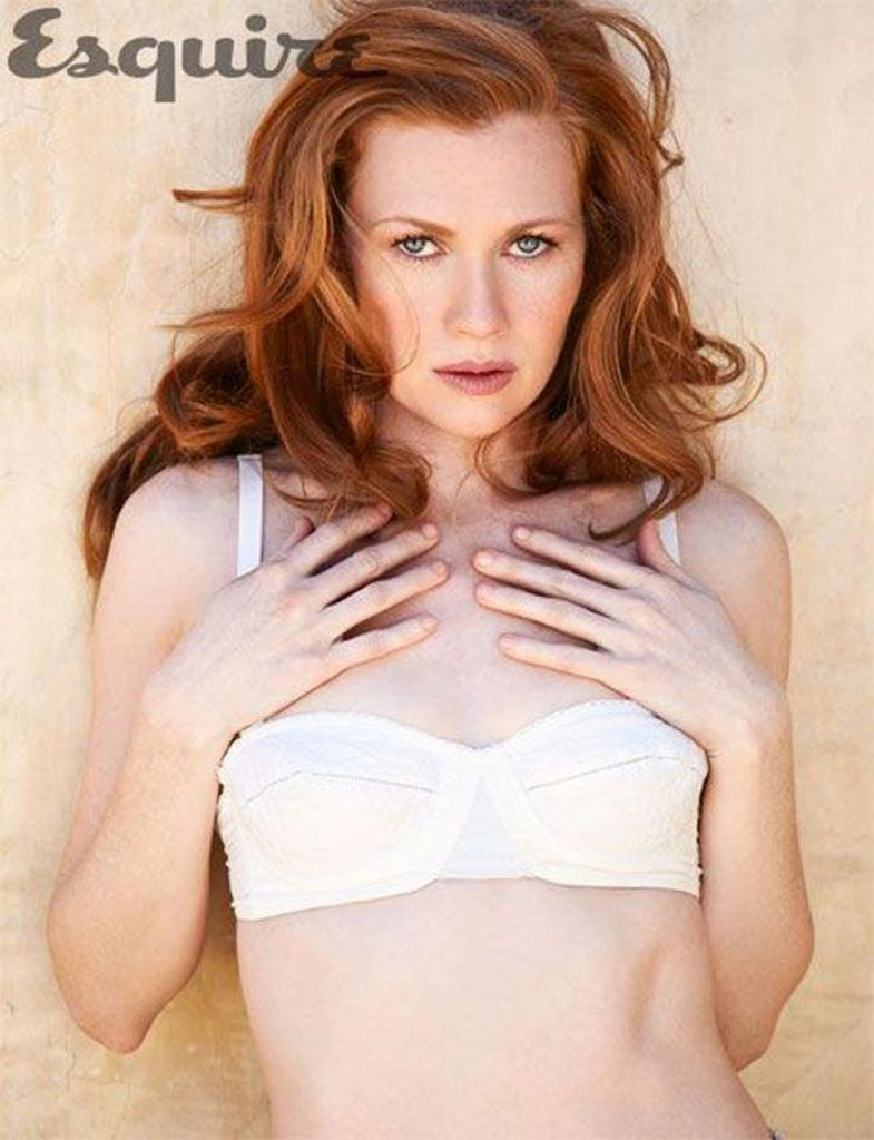Mireille Enos nude naked sexy hot pics