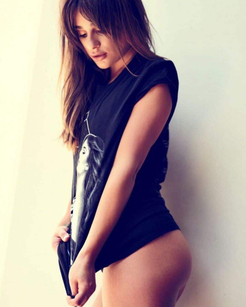 Lea Michele Sexy nNake Nude Instagram Pics