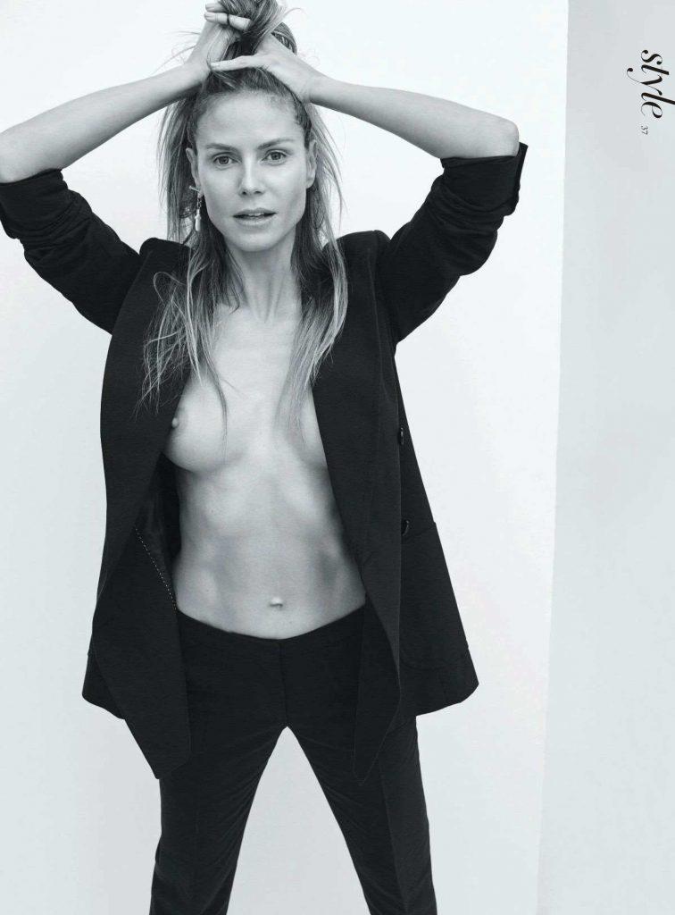 Heidi Klum Nude Naked Hot Sexy Pics