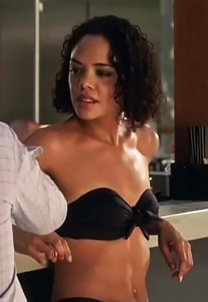Tessa Thompson Nude & Sexy Photos, Sex Scenes & Bio! - All